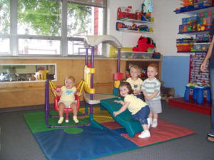 Programs for One-Year Olds through Ozaukee Childcare & Preschool